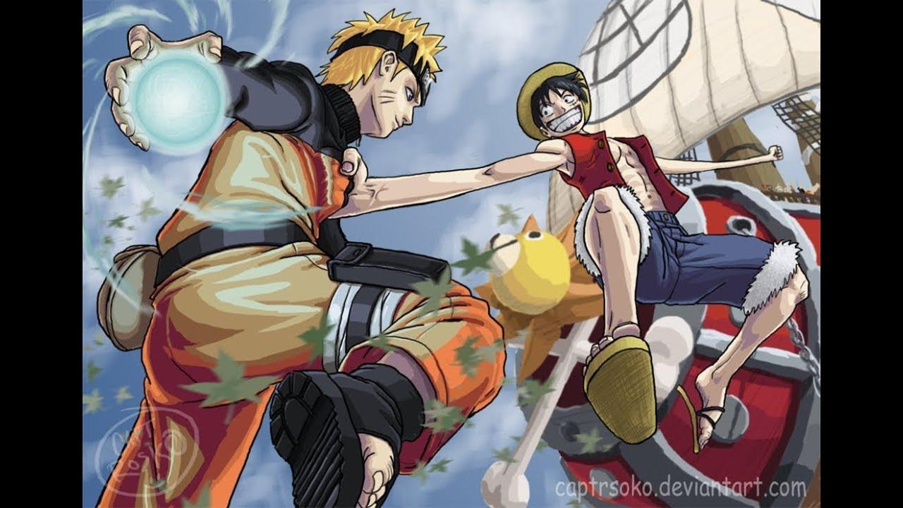 Thật chất là game bleach vs naruto được mod lại (made by vy4,. Luffy Vs Naruto