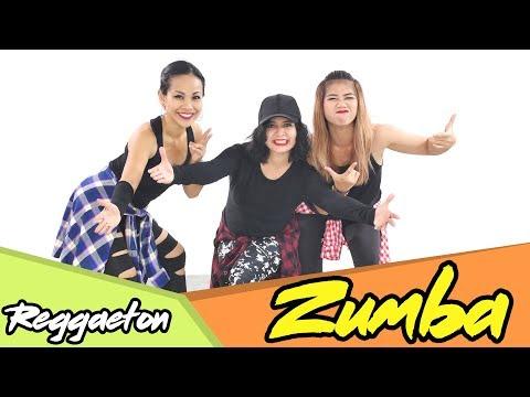 Senam Zumba Reggaeton Menurunkan Berat Badan Untuk Pemula