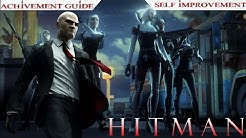Hitman Absolution - Achievement Guide - Selbstverbesserung - Self Improvement - German - 1080p