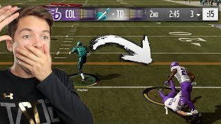 Walter Payton EMBARRASSES Defense For HUGE TOUCHDOWN! Madden 19 Road To The Super Bowl thumbnail