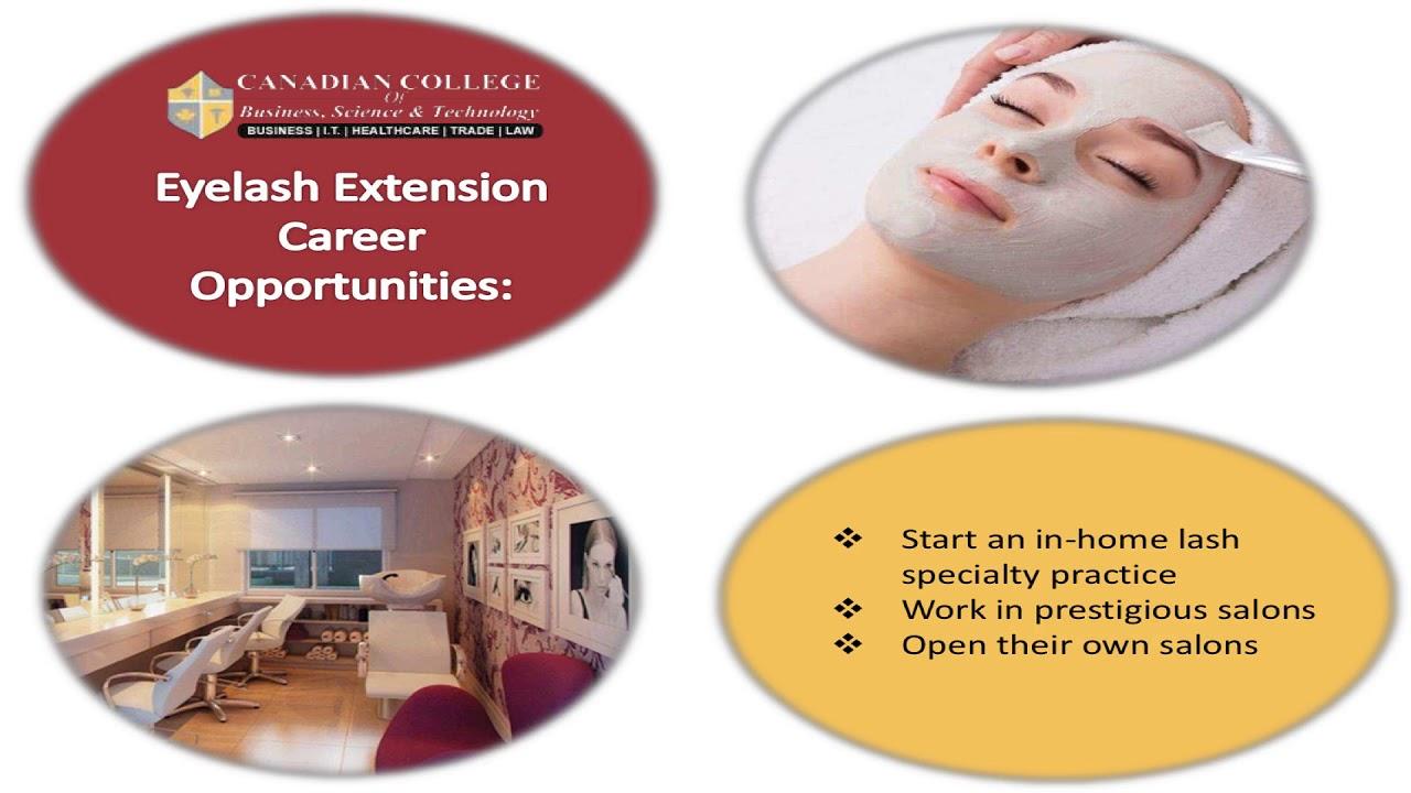 Eyelash Extension Certification Training Ccbst Youtube