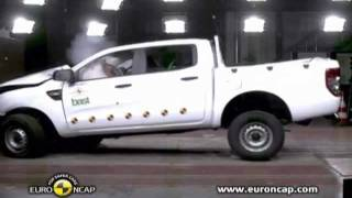 Ford Ranger - Crash Tests 2011
