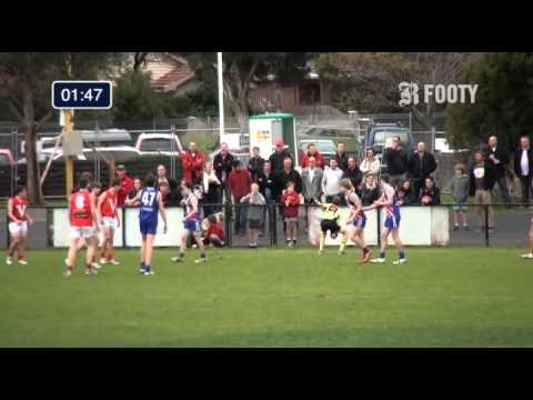 2013 SMJFL Grand Final Under 15 Div 1 - East Malvern V East Brighton