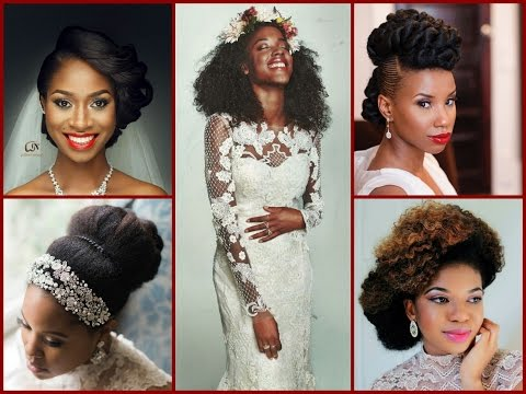 Black Women Wedding Hairstyles – 40 Beautiful Updos
