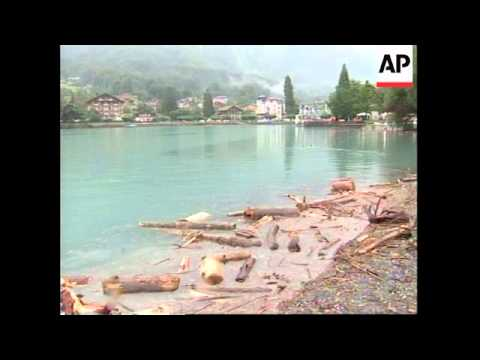 SWITZERLAND: AT LEAST 18 KILLED IN RIVER 'CANYONING' TRAGEDY  (3)
