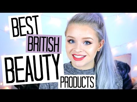 BEST OF BRITISH BEAUTY - Drugstore Favs! | sophdoesnails