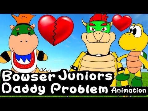 SML Movie: Bowser Junior's Daddy Problem! Animation