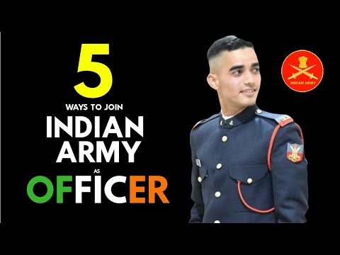 5 Ways To Become Indian Army Officer (Hindi)   Defence Direct Education  