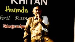 Ceramah Walimatul Khitan Sachril Ramadhani