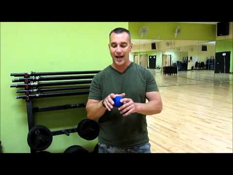 Jim Vaglica looks at the Globe Gripz workout product. Review.
