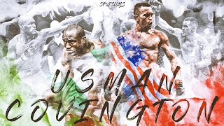 "Kamaru Usman vs Colby Covington Promo Trailer | THE TIME IS NOW | ""We Can Meet Up"""