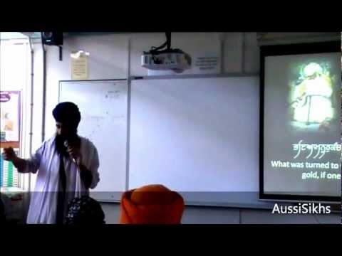 Bhai Sukha Singh UK Australia Tour - SGGSJ Academy QLD Brisbane Centre 01.09.12 Saturday Day Part 2