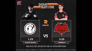 Invictus Gaming vs. Hell Raisers - Minor The Summir 11 DOTA 2 [ES]
