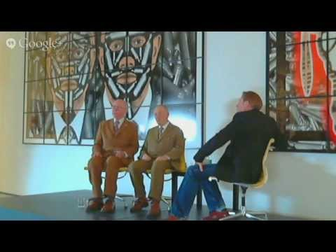 Live Stream: Gilbert & George in conversation with Michael Bracewell