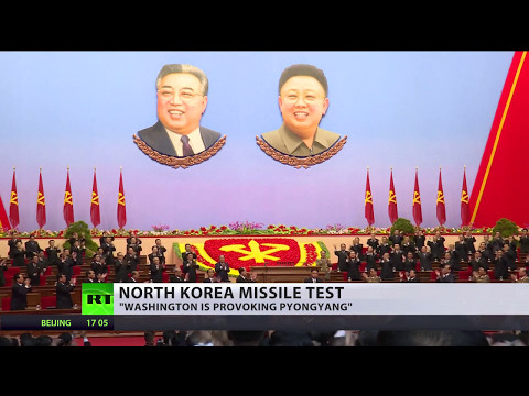 North Korea panic: Media hysteria over new missile test