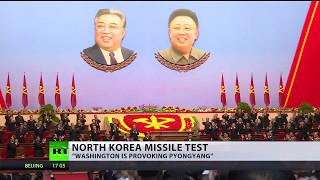 North Korea panic: Media hysteria over new missile test
