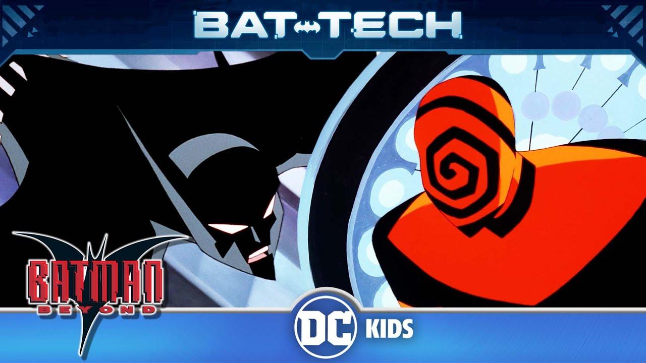 Batman Beyond   Batman Hallucinates?!   @DC Kids
