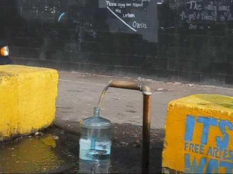 Olympia Artesian water