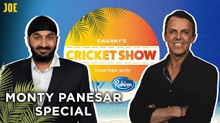 Graeme Swann & Monty Panesar: Taking wickets, impressions and Mastermind   Swanny's Cricket Show #3
