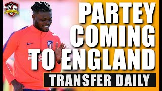CONFIRMED! Manchester United target Thomas Partey wants to join the EPL! Transfer Daily