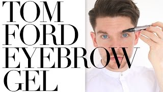 Tom Ford For Men Brow Gelcomb | 60 Second Review