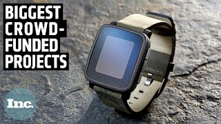 The Biggest Multimillion-Dollar Campaigns in Kickstarter's 10-Year History | Inc.