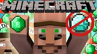 Why Villagers Love Emeralds - Minecraft