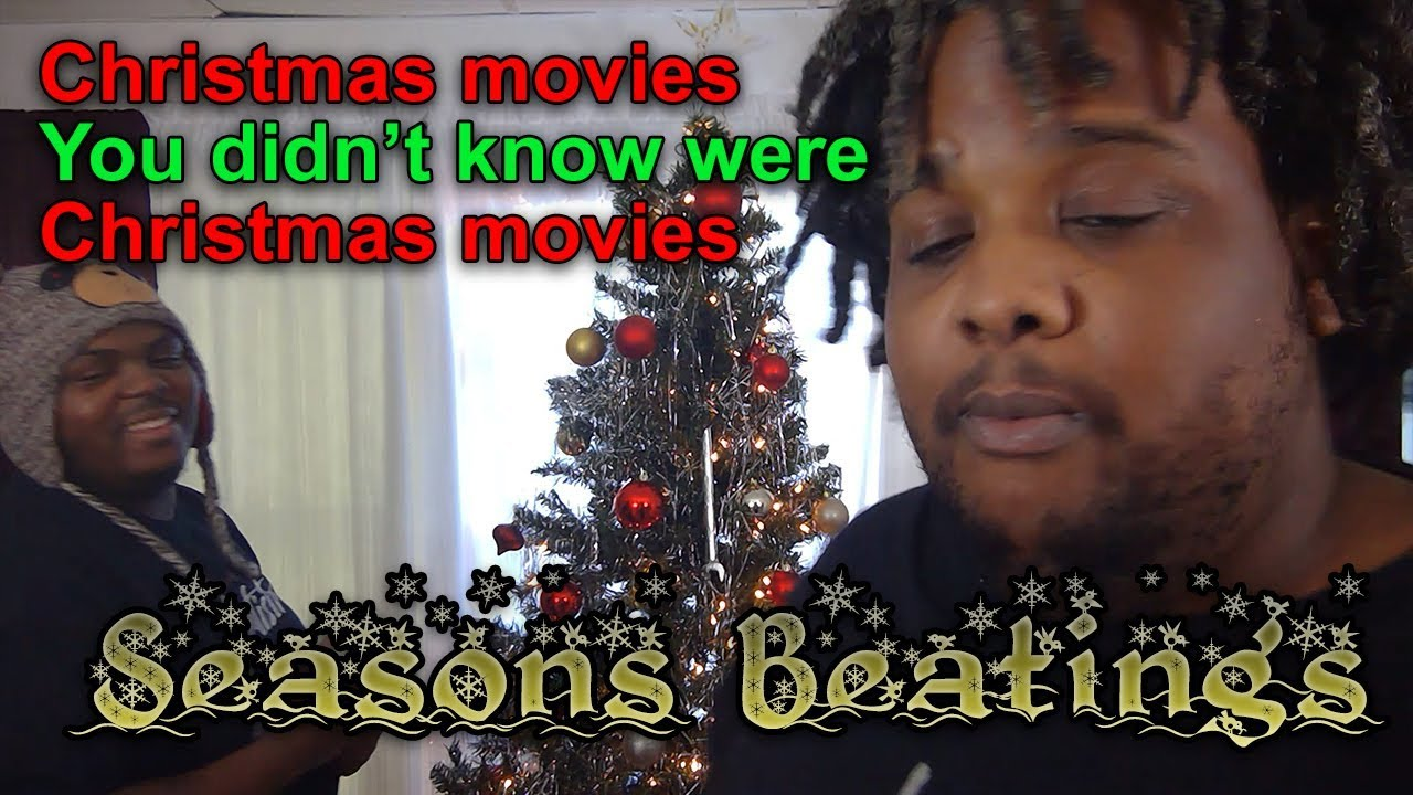 Top 5 Christmas movies you didn\'t know were Christmas movies! - YouTube