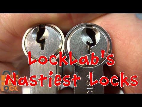 (967) LockLab's Naughtiest Locks