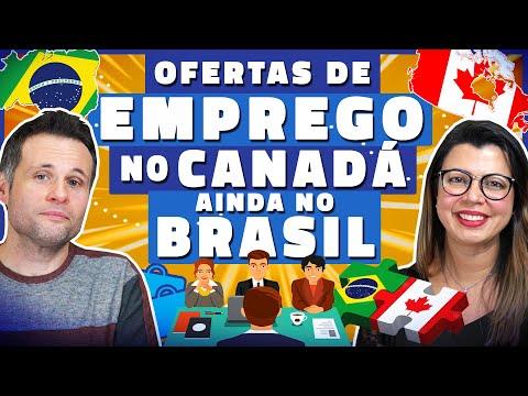 Como conseguir OFERTA DE TRABALHO para IMIGRAR para o Canadá (ainda morando no Brasil)