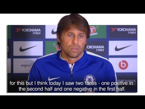 Antonio Conte Sees 'Two Faces' Of Chelsea As Champions Are Beaten By Burnley