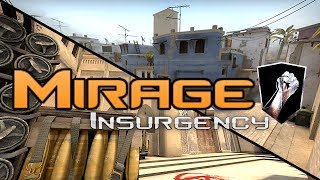 CS:GO | MIRAGE | Insurgency | Gameplay