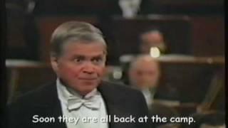 """Mahler: """"Des Knaben Wunderhorn"""" Pt 1-11  Fassbaender, Fischer-Dieskau"""