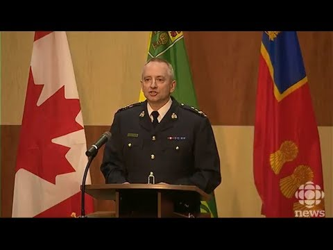 RCMP update on Humboldt Broncos crash investigation LIVE
