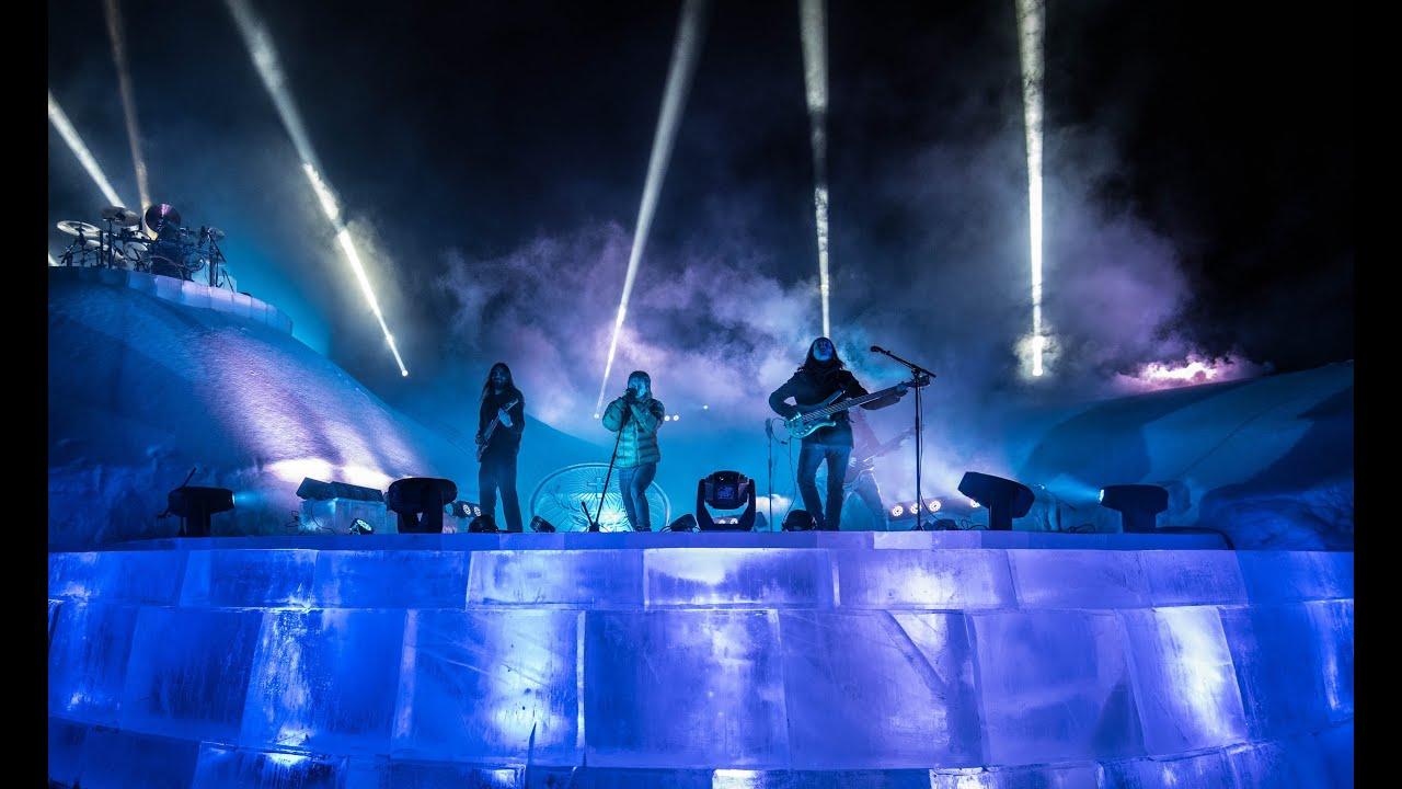 jägermeister ice cold gig 2015 tesseract youtube