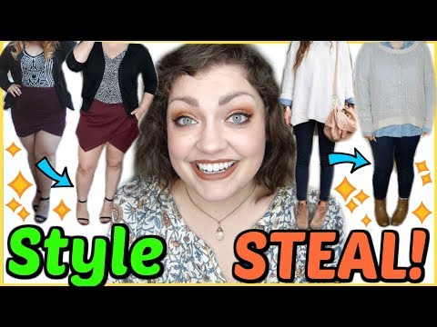 Steal Their Style FOR LESS! | Savvy Shopping Tips #3
