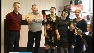 Семья Оконовых отметила бриллиантовую свадьбу