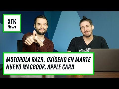 APPLE CARD SEXISTA, RAZR Phone PLEGABLE, SONY patenta CARTUCHOS para una NUEVA CONSOLA y más