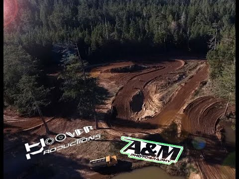 Oregon dream track! Riley Ranch MX is sandtacular.