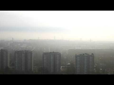 hazy morning in copenhagen.  diset morgen i københavn - frederiksberg - slot - vesterbro - zoo