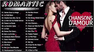 French Songs Romantic ♥♥ Compilation des Années 70s 80s 90s ♥♥ 100 Meilleures Chansons en Françaises