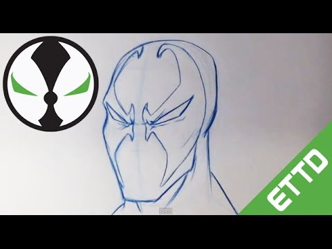 How to Draw Spawn - Easy Things to Draw - YouTube | 480 x 360 jpeg 21kB