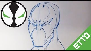 How to Draw Spawn - Easy Things to Draw