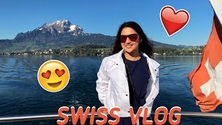 FALLING IN LOVE IN SWITZERLAND | Rei Germar