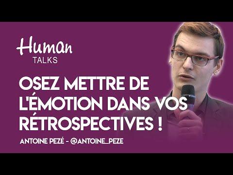 Osez mettre de l'émotion dans vos retrospectives ! par Antoine Pezé