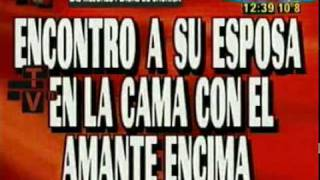 Las mejores placas de Crónica TV del 2009