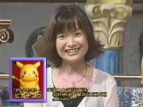 Pikachu's Voice Actor