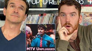 Sonu Nigam MTV Unplugged 'Abhi Mujh Main Kahin' REACTION!!