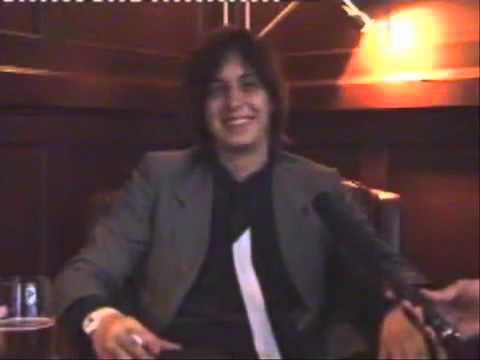Julian Casablancas Interview in Copenhagen (2001) Part 1 ...