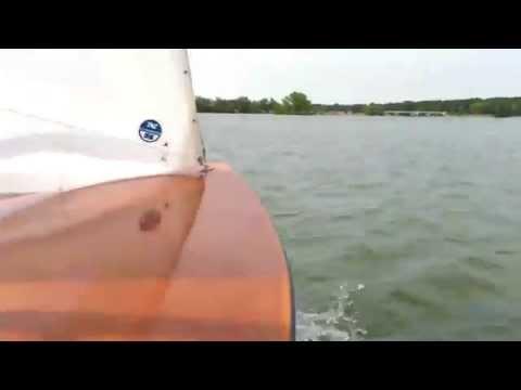 Sailing in ohio.